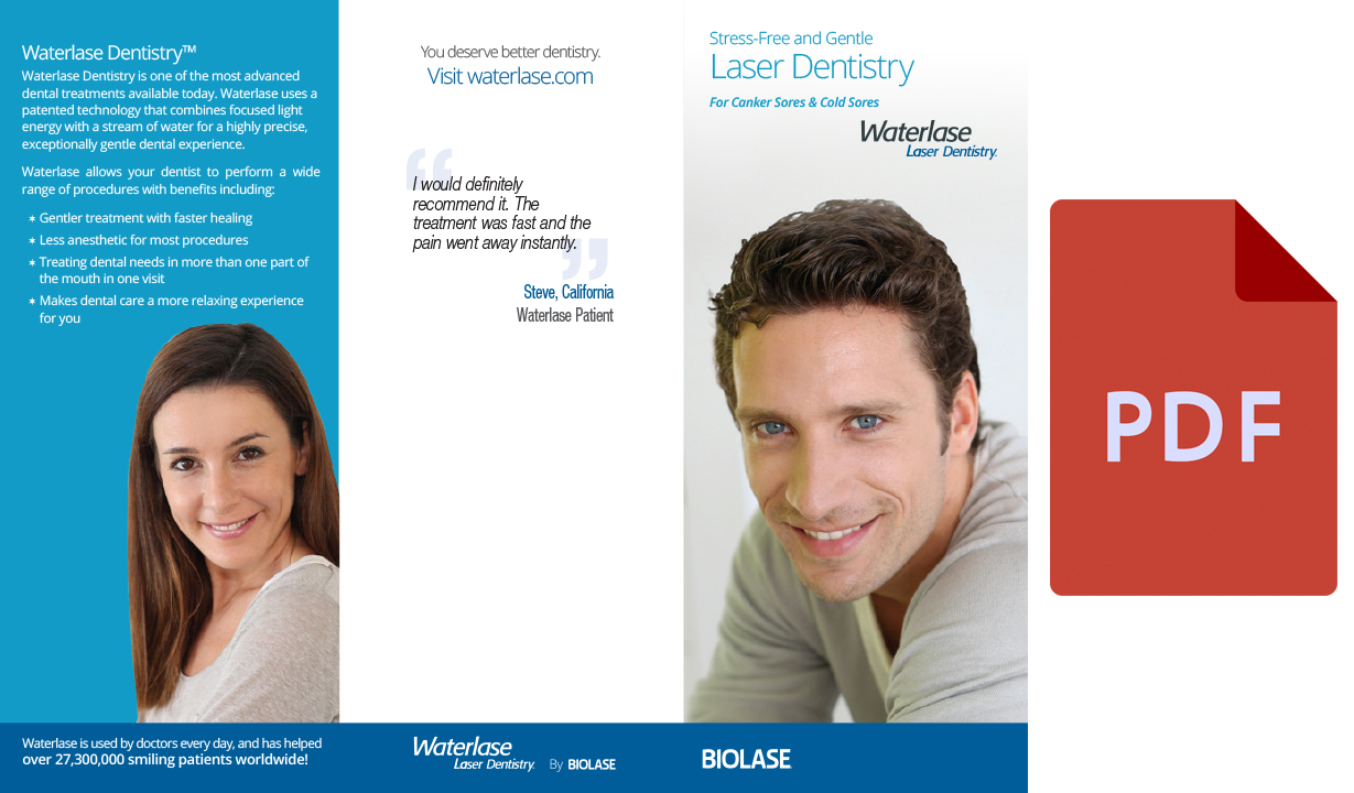 Biolase Club - Patient Brochures